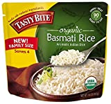 Tasty Bite Organic Basmati Rice, 16 Ounce (Pack of 24)