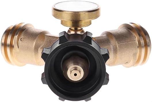 Futurelast - Adaptador de estufa de gas Propane tipo Y para ...
