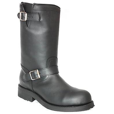 800c275b8d24 GO WEST Santiag Terminator Hiver  Amazon.fr  Chaussures et Sacs