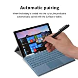 Active Stylus Pen Compatible with Microsoft Surface Pro 4 5 6 7 Surface Go Studio Surface Book Laptop 1.2mm Fine Tip 12 Months Power