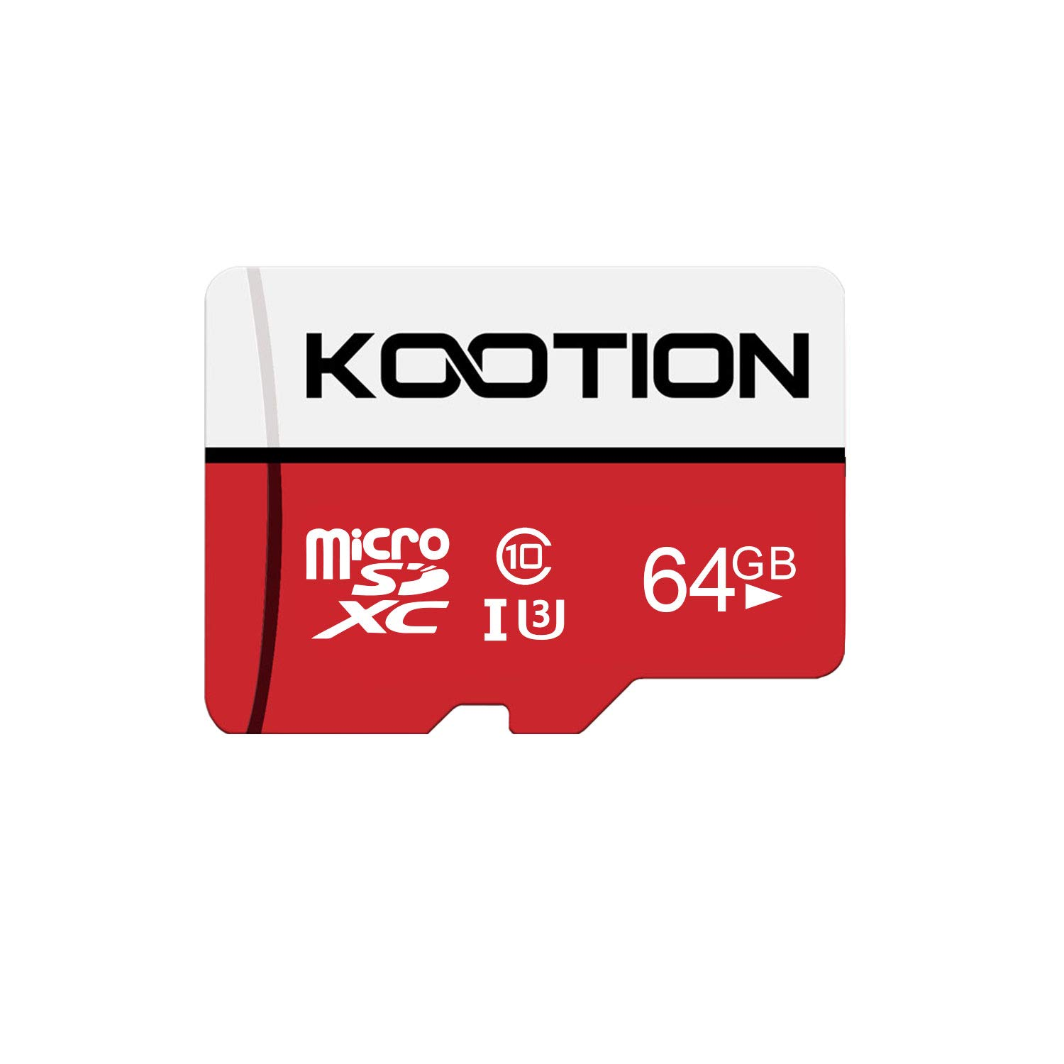 64 GB Micro SD Card Ultra Micro SDXC Memory U3 Class 10 High Speed TF Card R Flash, C10, U3, 64 GB