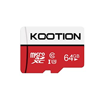 Amazon.com: KOOTION Tarjeta Micro SD Ultra Micro SDHC/SDXC ...