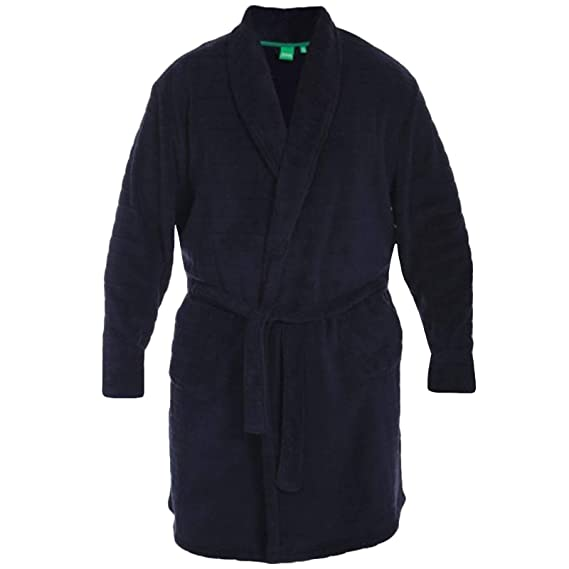 Mens Duke 555 Dressing Gown Big Tall King Size Soft Plush Fleece ...