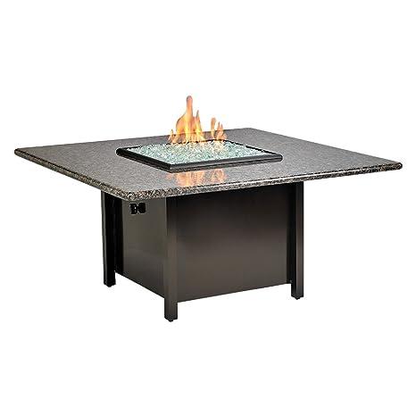 Carmel Series - Mesa de chimenea de gas al aire libre por American Fire Products,