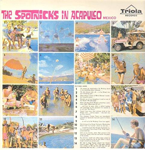 The Spotnicks - Spotnicks In Acapulco Mexico Lp - Zortam Music