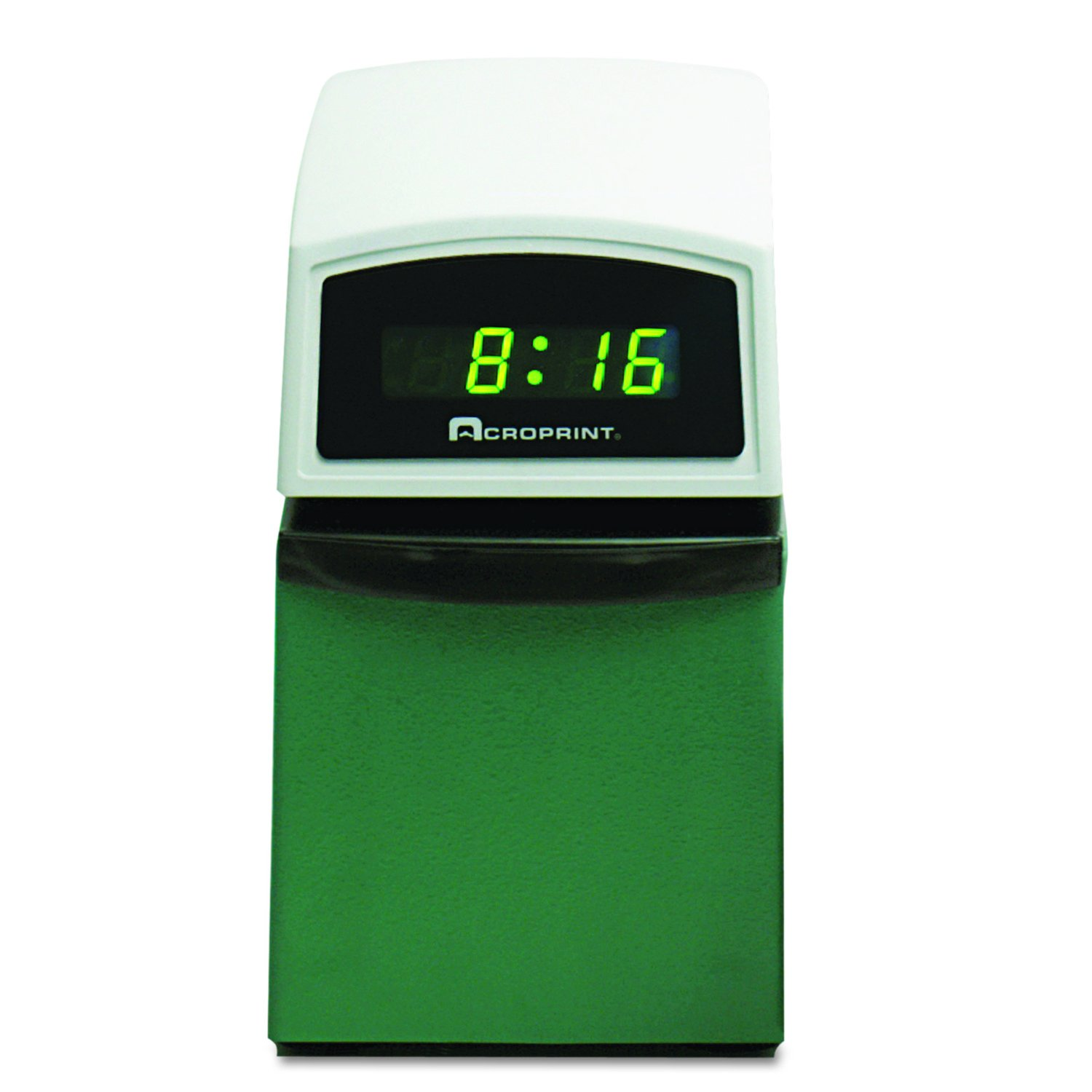 Acroprint ETC Heavy Duty Document Stamp with Digital Display Time Clock