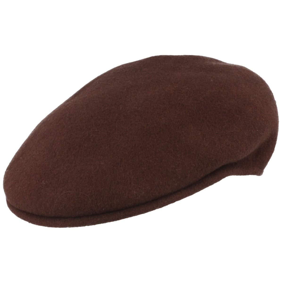 Kangol Pepe 504 Cappello Piatto Berretto Cappellino da Uomo