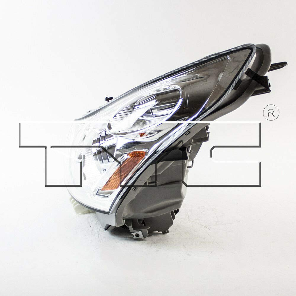TYC 20-9013-00-1 Infiniti G35 Right Replacement Head Lamp