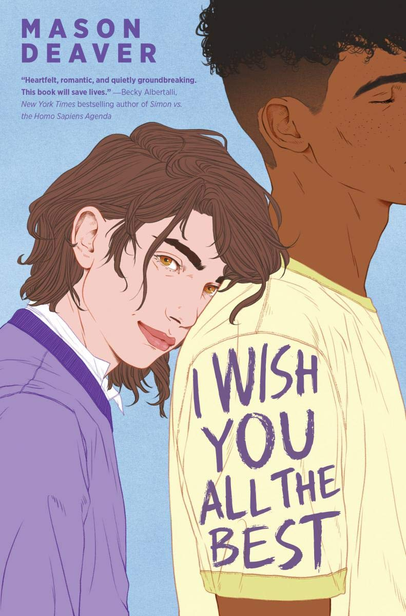 I Wish You All the Best: Amazon.es: Mason Deaver: Libros en ...