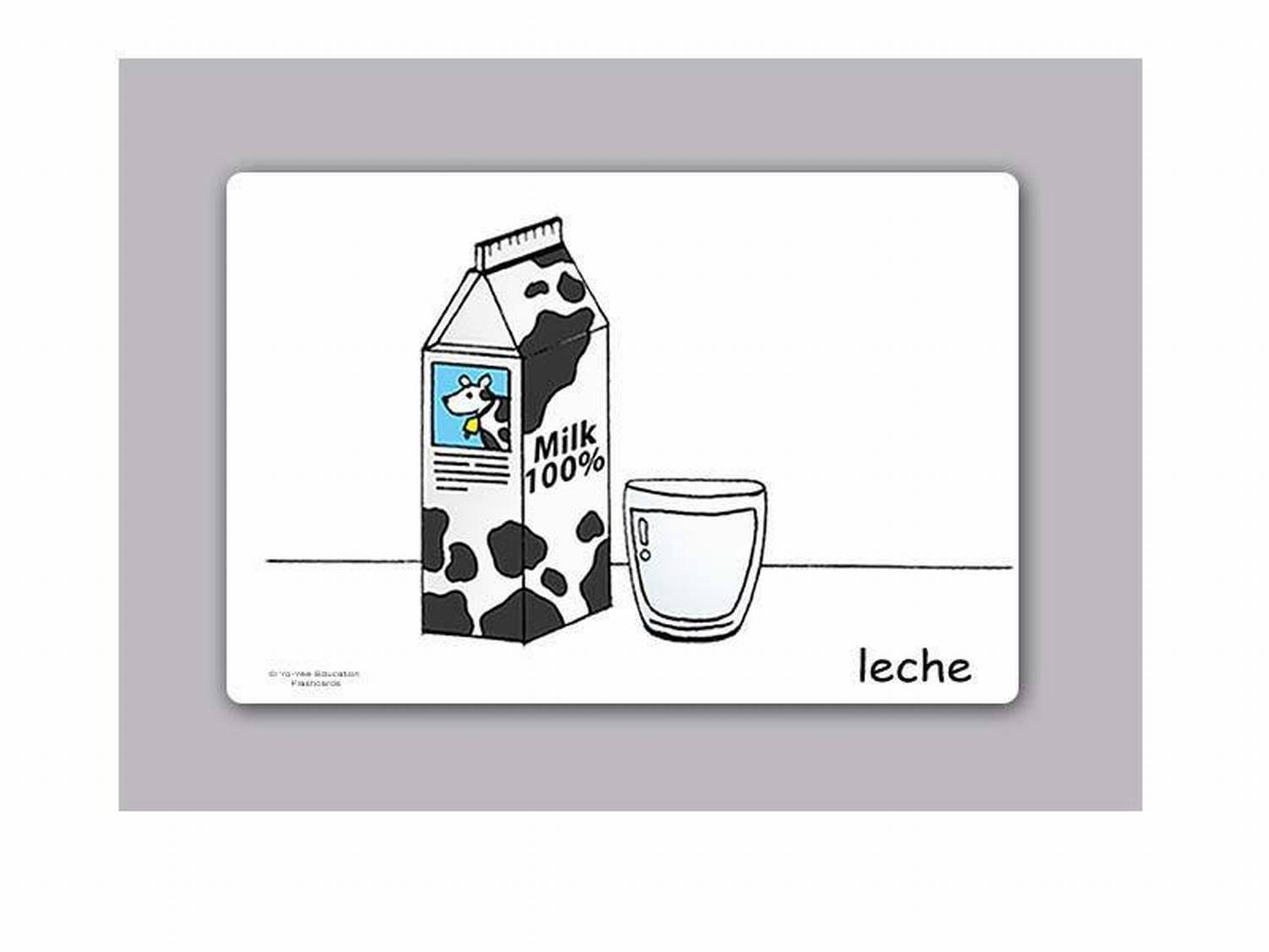 Amazon.com: Tarjetas de vocabulario - Food and Drinks Flashcards in Spanish: Toys & Games