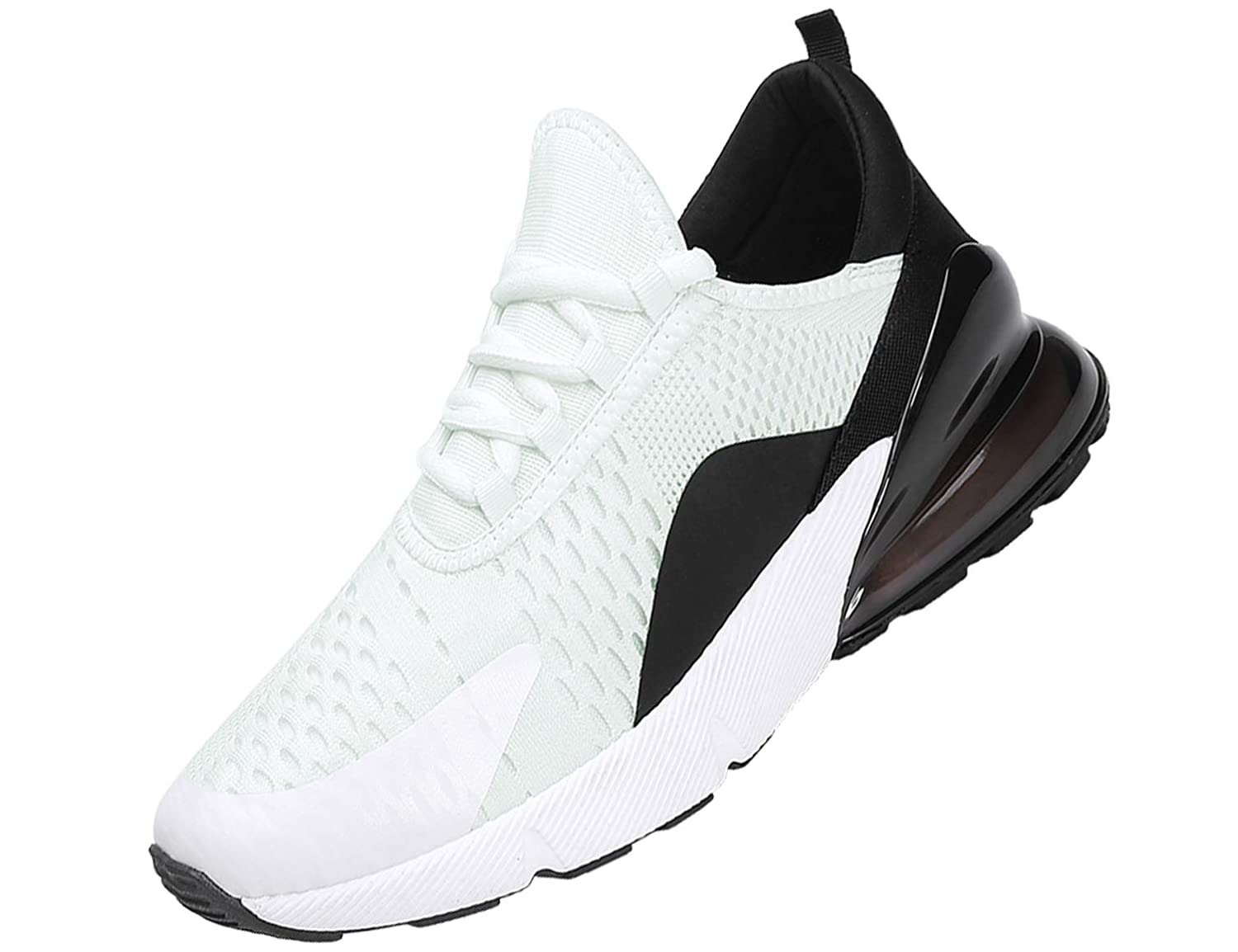 SINOES New Mens Womens Air Sports Running Shoes Shock Absorbing Trainer Running Jogging Trainers Unisex Gym Trainers Fitness Lightweight Shoes