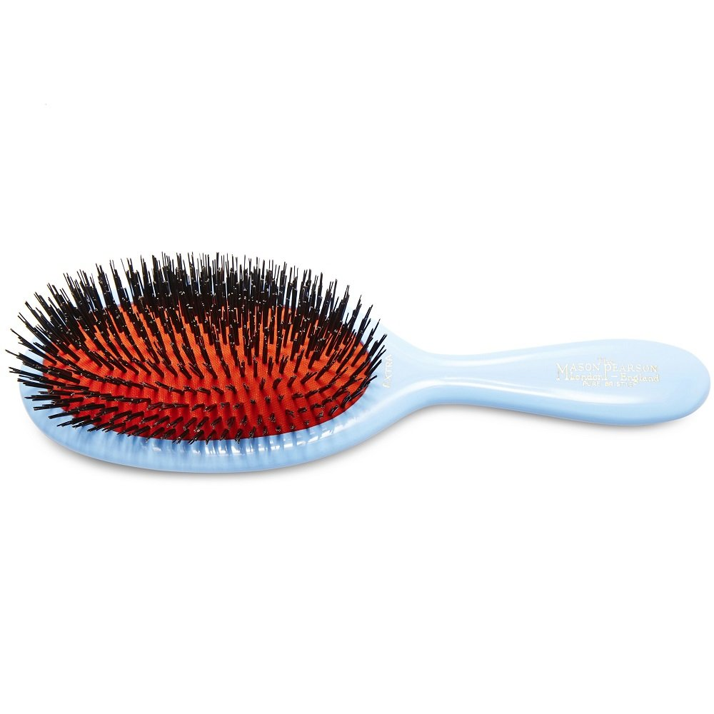 Mason Pearson SB3 Pure Borsten Sensitive Hair Brush, blau Mason Pearson Bros. Limited 5014516004631