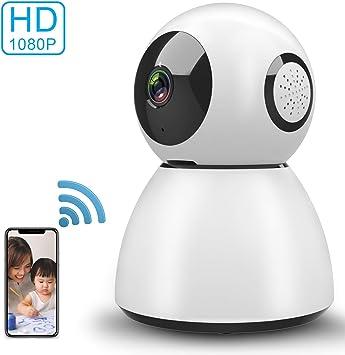 WLAN Kamera IP Überwachungskamera 1080P mit Nachtsicht