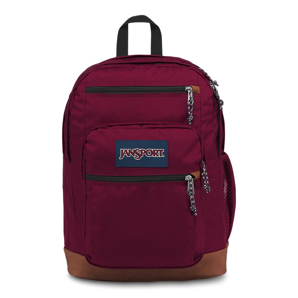 JanSport JS0A2SDD04S Cool Student Backpack, Russet Red