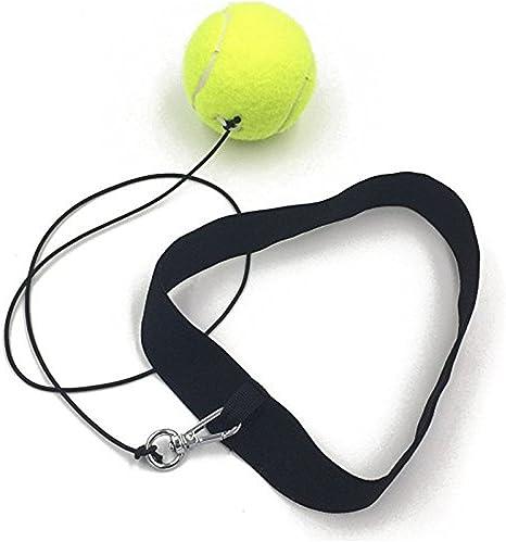 Lucha pelota con cinta para la cabeza, reflejo de geyou bola de ...