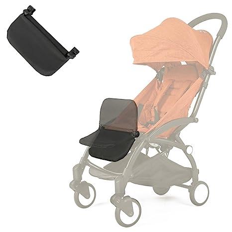 Reposapiés para carrito de bebé, extensión para piernas, accesorio para cochecito de bebé,
