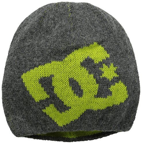 DC Shoes Mens Shoes Wane - Beanie - Men - One Size - Blue Heather Pewter One Size ()