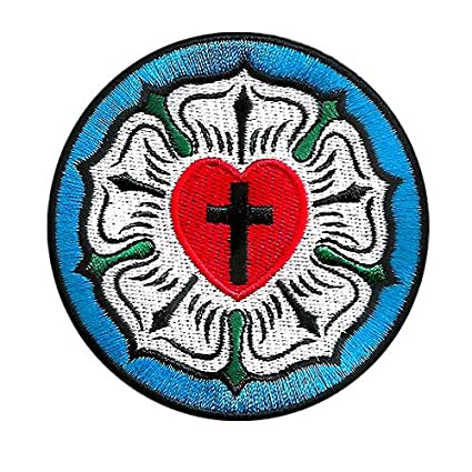 Amazon Vegasbee Luther Rose Seal Lutheran Church Symbol