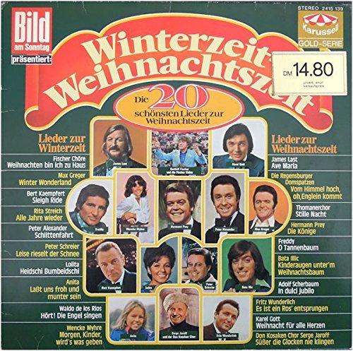 Various - Various - Winterzeit - Weihnachtszeit (Die 20 Schönsten Lieder Zur Weihnachtszeit) - Karussell - 2415 139 - Amazon.com Music