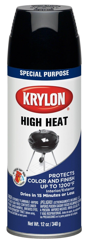 fire pit high heat paint