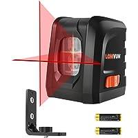 Nivel Láser Autonivelante,LOMVUM LL-DR2-RS Nivelador de láser Líneas