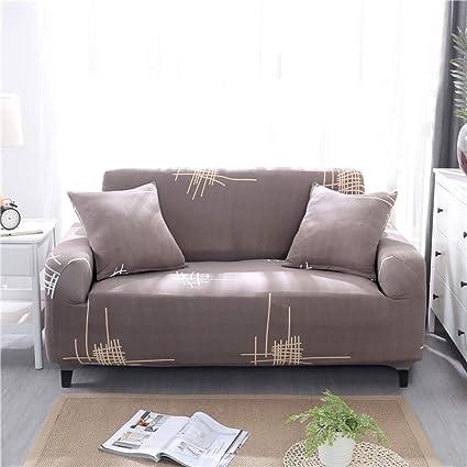 TT&CC Cubre sofá elástica,Funda de Poliester Moderno Anti ...