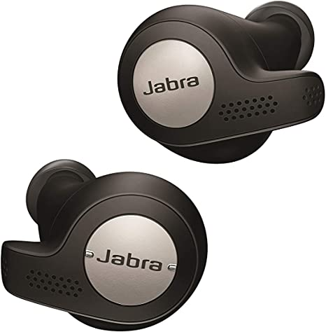Jabra Elite Active 65t Earbuds Passive Noise Amazon Co Uk Electronics