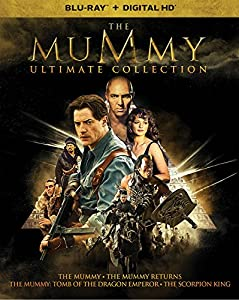 Cover Image for 'The Mummy Ultimate Collection'