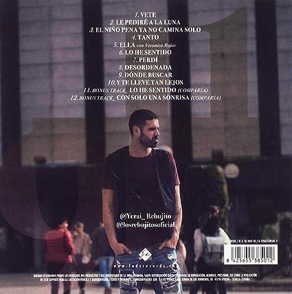 9 más 1: Los Rebujitos Yeray Blanco: Amazon.es: Música