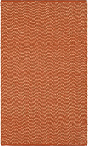 Symbol Jute Natural Fiber Solid 2' x 3' Rectangle Indoor/Outdoor 60% PET Yarn/40% Seagrass Clay/Wheat Area Rug