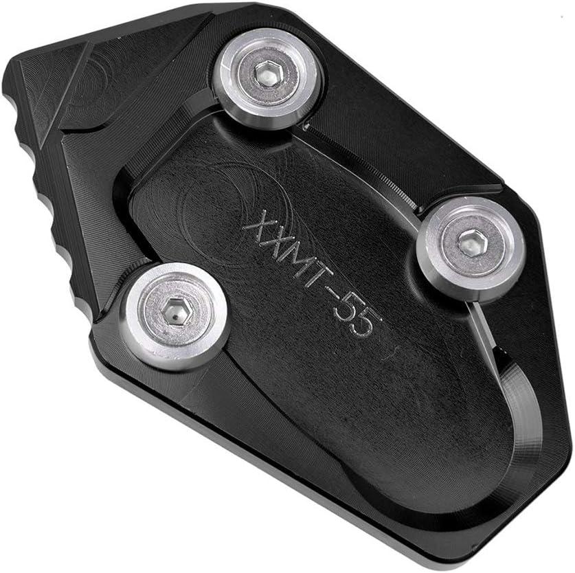 Azul XX eCommerce Motocicleta Soporte de pie Soporte de pie de la Placa de extensi/ón Soporte de pie para Yamaha YZF-R3 YZF R3 MT-03 MT03 Ampliar Placa Almohadillas Accesorios