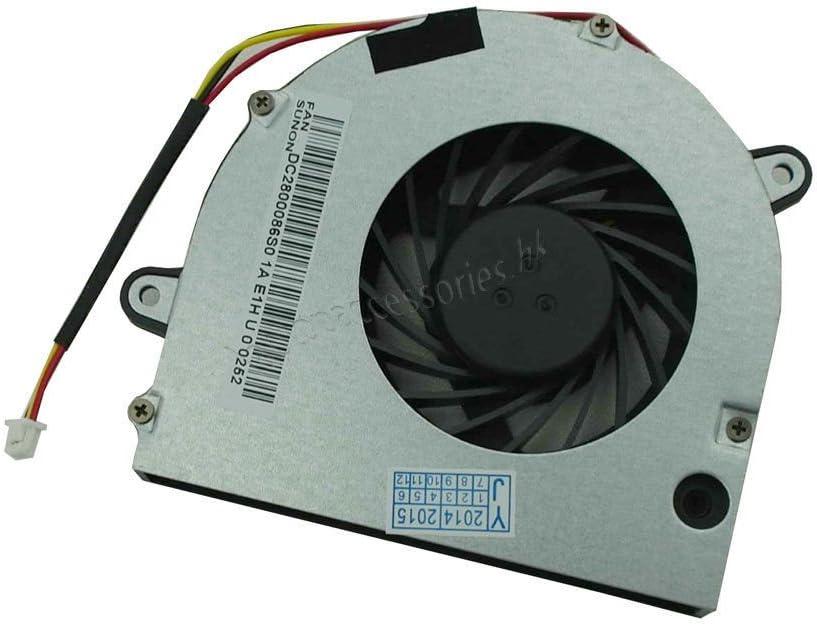 For Toshiba Satellite L550-ST2743 CPU Fan