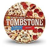 Tombstone, Half & Half, Half Pepperoni & Half Sausage, 20.5 oz. (12 count)