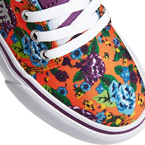DC Shoes Trase SP - Chaussures - Garçon - US 2 / UK 1 / EU 33 - Multi-couleurs