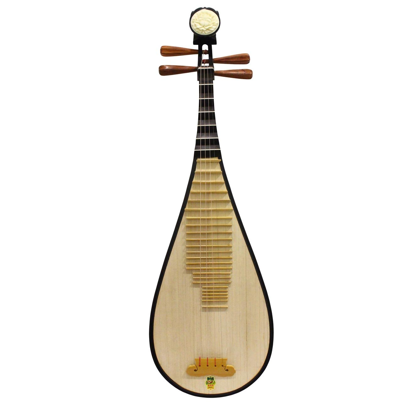 Eason Music Popular Grade Spruce Wood Pipa with Rosewood Pegs