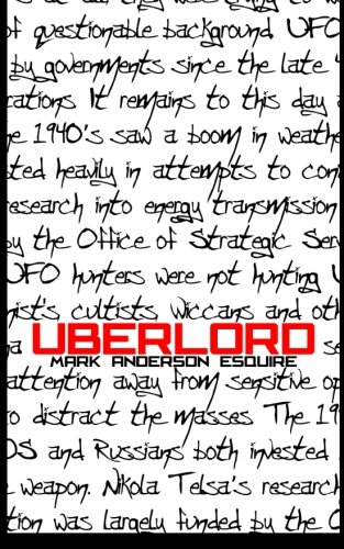 Book: Uberlord by Mark Anderson Esquire