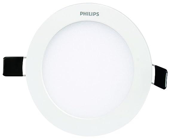 promo code c731d 369ab Philips Ultra Slim Plus 12-Watt Recessed LED Panel (Natural Light, Round)