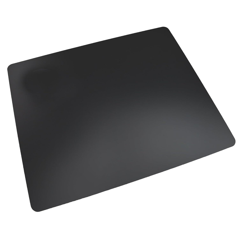 Artistic 17-Inch X 24-Inch Rhinolin II Ultra-Smooth Writing Pad Desk Mat with Microban, Black LT41-2M