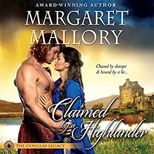Claimed by a Highlander Audiobook