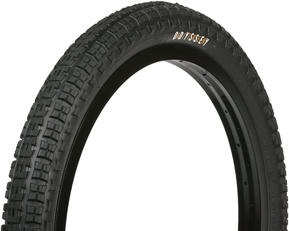 Odyssey Mike Aitken Tire 20x 2.35-in All Black