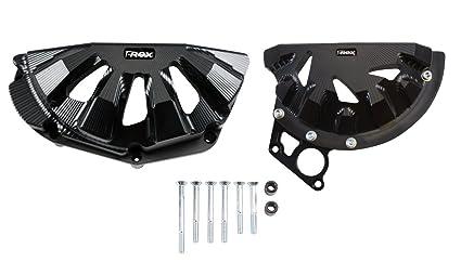 T-Rex Racing 2017-2019 Kawasaki Ninja 650 /ABS/KRT Edition Engine Case Covers