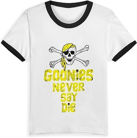 Johnson hop Goonies Never Say Die Camiseta de manga corta ...