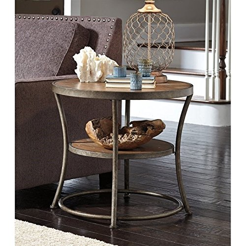 signature-design-by-ashley-nartina-light-brown-round-end-table