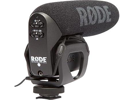 Cameras & Photo Steady Rode Shotgun Video Mic Selected Material
