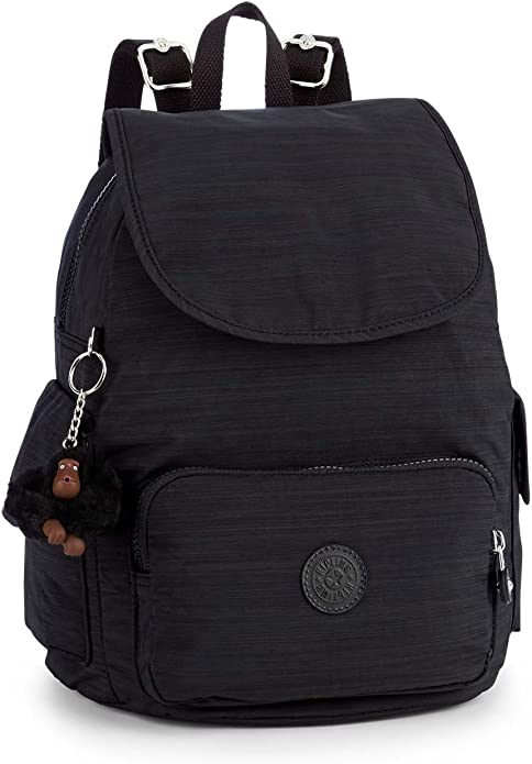 Kipling Basic City Pack S BP Mochila 33,5 cm dazz black: Amazon.es: Zapatos y complementos