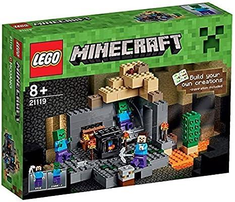 Lego La Mazmorra 21119 Amazon Es Juguetes Y Juegos