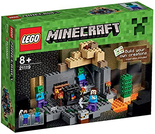 LEGO 21119 Minecraft The Dungeon