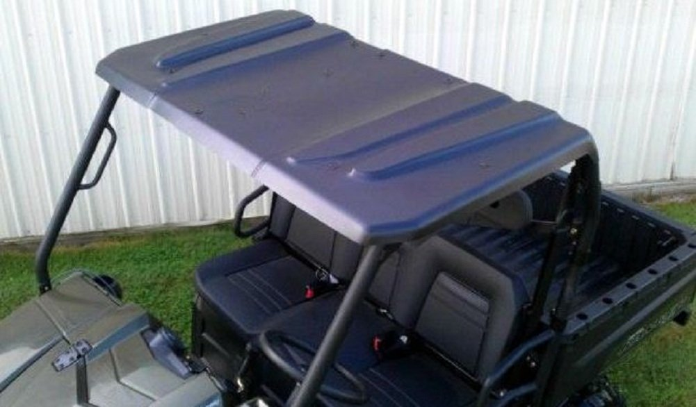 Rhino Teryx Mule Bobcat and Rustler Ranger See Desription for Application Extreme Metal Products Cooter Brown Universal UTV Top Thick Polyethylene 11089