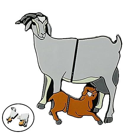 16GB Cartoon Antelope Sheep USB Flash Drive Goat Pen Memory Stick Mini U Disk
