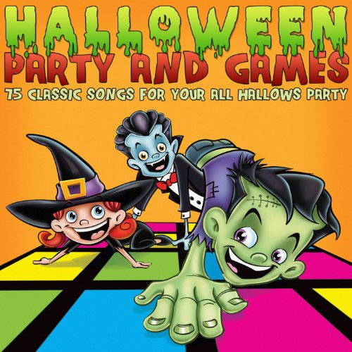 Creepy Clowns and Jumping Jacks (Music for Halloween Games) (Halloween Party Mix)
